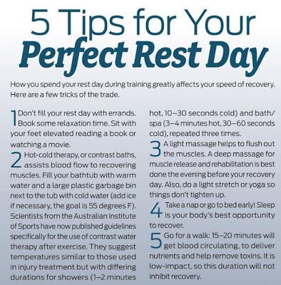 5TipsRestDay
