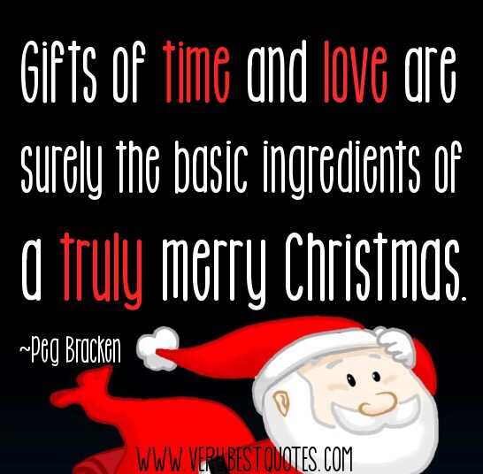 Friday Christmas Quotes: Friday Five: Favorite Christmas Quotes