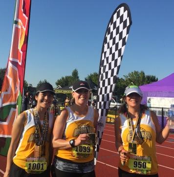 Oregon Fall Half Marathon