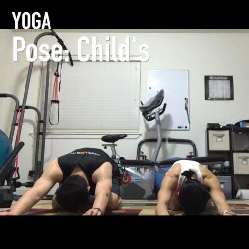 Child's Pose